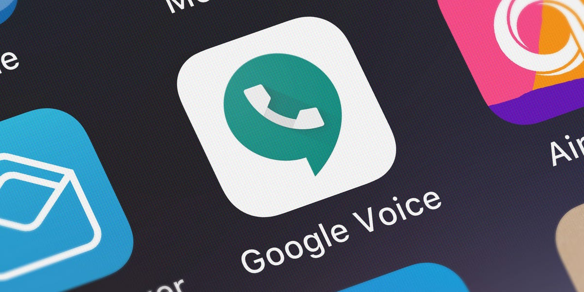 Google Voice is an app that lets users with the ability to make calls via the internet.